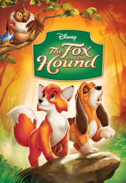 The Fox and the Hound HD Digital Code (Redeems in Movies Anywhere; HDX Vudu & HD iTunes & HD Google Play Transfer From Movies Anywhere) (Full Code, No Disney Insiders Points)