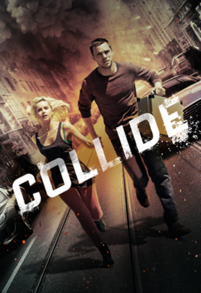 Collide HD Digital Code (Redeems in Movies Anywhere; HDX Vudu & HD iTunes & HD Google Play Transfer From Movies Anywhere)