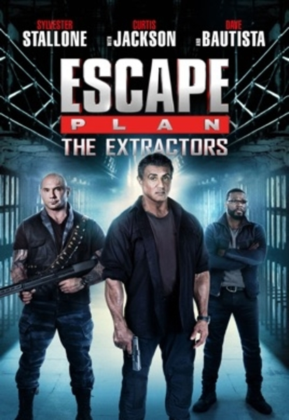 Escape Plan: The Extractors (2019) Vudu HDX Digital Code