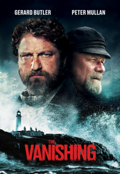 The Vanishing (2019) Vudu HDX or Google Play HD Digital Code