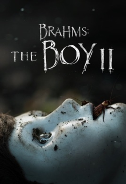 Brahms: The Boy II iTunes 4K Digital Code (Theatrical Version; iTunes Extras Contains Director's Cut)