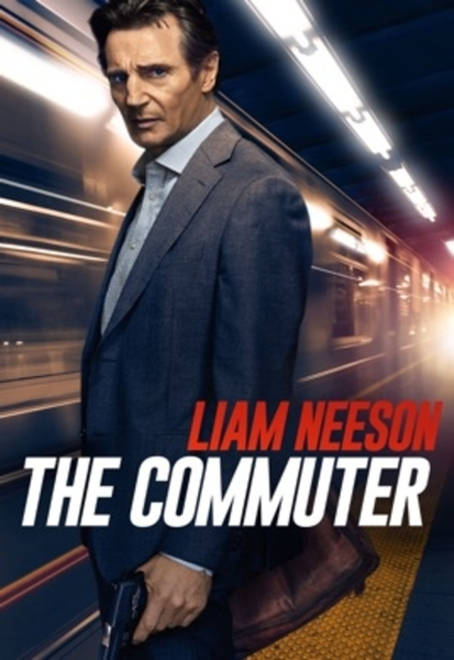 The Commuter iTunes 4K or Vudu HDX or Google Play HD Digital Code
