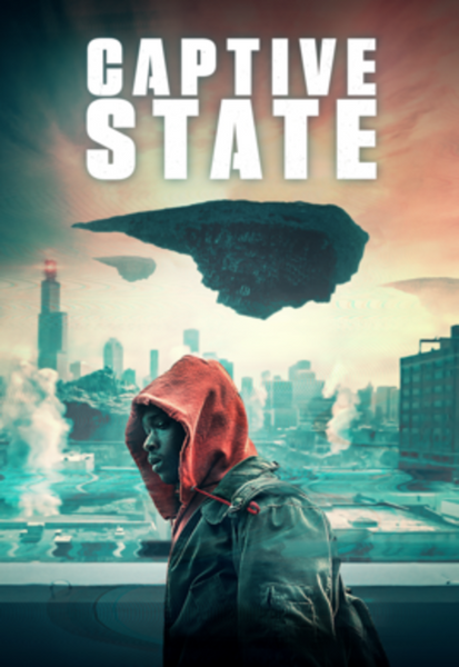Captive State Vudu HDX or iTunes HD or Google Play HD or Movies Anywhere HD Code (HD iTunes & HD Google Play Transfer From Movies Anywhere)