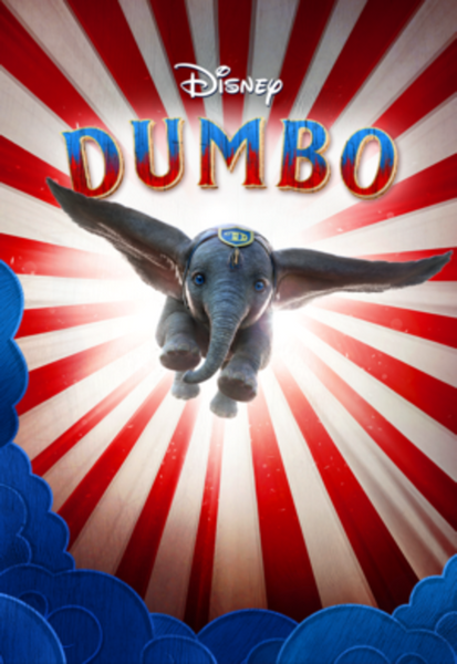 Dumbo (2019) HD Digital Code (Redeems in Movies Anywhere; HDX Vudu & HD iTunes & HD Google Play Transfer From Movies Anywhere) (Full Code, No Disney Insiders Points)