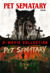 Pet Sematary (1989) and Pet Sematary (2019) 2-Movie Collection iTunes 4K Digital Codes (2 Movies, 2 Codes)