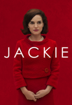 Jackie iTunes 4K or Vudu HDX or Google Play HD or Movies Anywhere HD Digital Code