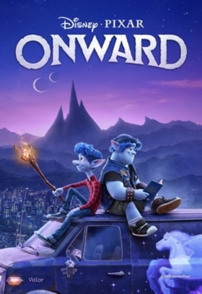 Onward HD Digital Code (Redeems in Movies Anywhere; HDX Vudu & HD iTunes & HD Google Play Transfer From Movies Anywhere) (Full Code, No Disney Insiders Points)