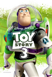 Toy Story 3 Vudu HDX or iTunes HD or Google Play HD or Movies Anywhere HD Code (150 Point Full Code)