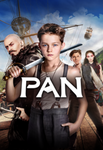 Pan (2015) 4K Digital Code (Redeems in Movies Anywhere; UHD Vudu & 4K iTunes & 4K Google Play Transfer From Movies Anywhere)