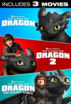 How To Train Your Dragon Collection Vudu HDX or iTunes HD or Google Play HD or Movies Anywhere HD Codes (HD iTunes & HD Google Play Transfer From Movies Anywhere) (3 Movies, 3 Codes)