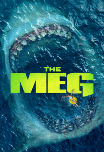 The Meg 4K Digital Code (Redeems in Movies Anywhere; UHD Vudu & 4K iTunes & 4K Google Play Transfer From Movies Anywhere)