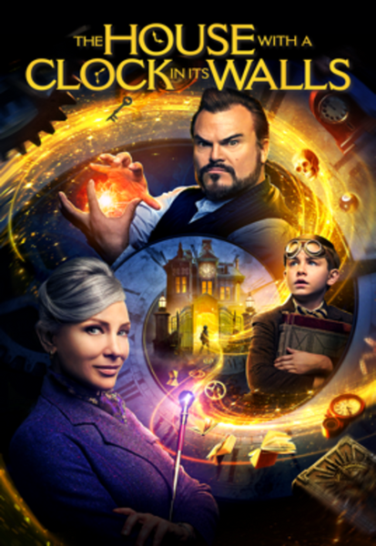 The House With A Clock In Its Walls HD Digital Code (Redeems in Movies Anywhere; HDX Vudu & HD iTunes & HD Google Play Transfer From Movies Anywhere)