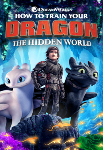 How To Train Your Dragon: The Hidden World HD Digital Code (Redeems in Movies Anywhere; HDX Vudu & HD iTunes & HD Google Play Transfer From Movies Anywhere)