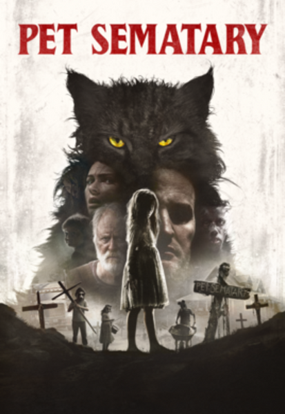 Pet Sematary (2019) Vudu HDX Digital Code
