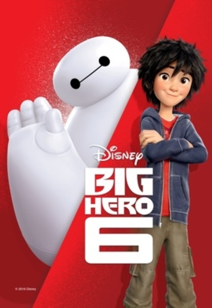 Big Hero 6 4K Digital Code (Redeems in Movies Anywhere; UHD Vudu & HD Google Play & HD iTunes Transfer From Movies Anywhere) (NO 4K ITUNES or GOOGLE PLAY) (Full Code, No Disney Insiders Points)