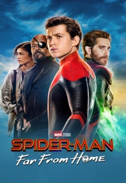 Spider-Man: Far From Home Vudu HDX or iTunes HD or Google Play HD or Movies Anywhere HD Code (HD iTunes & HD Google Play Transfer From Movies Anywhere)