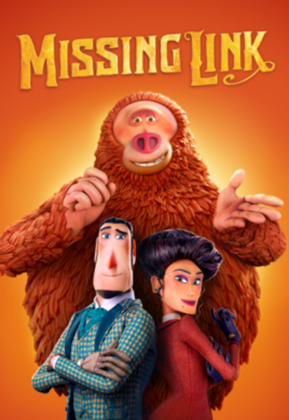Missing Link HD Digital Code (Redeems in Movies Anywhere; HDX Vudu & HD iTunes & HD Google Play Transfer From Movies Anywhere)