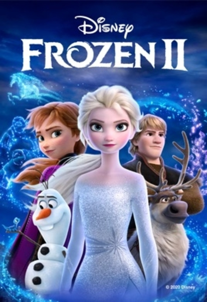 Frozen II (2019) 4K Digital Code (Redeems in Movies Anywhere; UHD Vudu & 4K Google Play & HD iTunes Transfer From Movies Anywhere) (NO 4K ITUNES) (Full Code, No Disney Insiders Points)