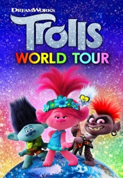 Trolls World Tour (2020) HD Digital Code (Redeems in Movies Anywhere - HDX Vudu & HD iTunes & HD Google Play Transfer From Movies Anywhere)