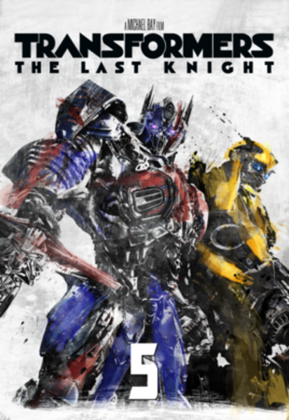 Transformers: The Last Knight iTunes 4K Code