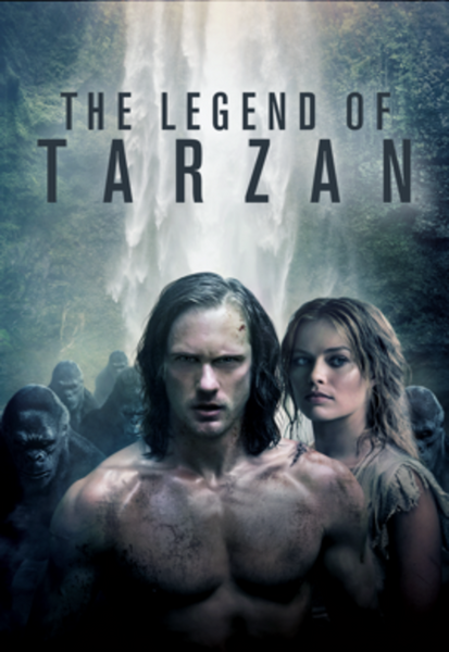The Legend of Tarzan HD Digital Code (Redeems in Movies Anywhere; HDX Vudu & HD iTunes & HD Google Play Transfer From Movies Anywhere)