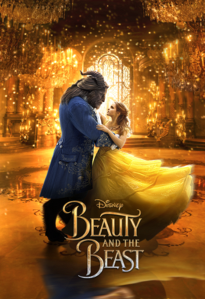 Beauty and the Beast (2017 Live Action) HD Digital Code (Redeems in Movies Anywhere; HDX Vudu & HD iTunes & HD Google Play Transfer From Movies Anywhere) (Full Code, No Disney Insiders Points)