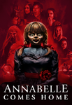 Annabelle Comes Home HD Digital Code (Redeems in Movies Anywhere; HDX Vudu & HD iTunes & HD Google Play Transfer From Movies Anywhere)