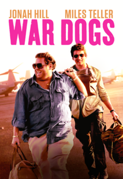 War Dogs HD Digital Code (Redeems in Movies Anywhere; HDX Vudu & HD iTunes & HD Google Play Transfer From Movies Anywhere)