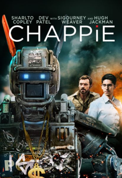 Chappie 4K Digital Code (Redeems in Movies Anywhere; UHD Vudu & 4K iTunes & 4K Google Play Transfer From Movies Anywhere)