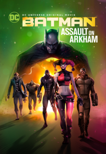 DCU: Batman: Assault on Arkham HD Digital Code (Redeems in Movies Anywhere; HDX Vudu & HD iTunes & HD Google Play Transfer From Movies Anywhere)