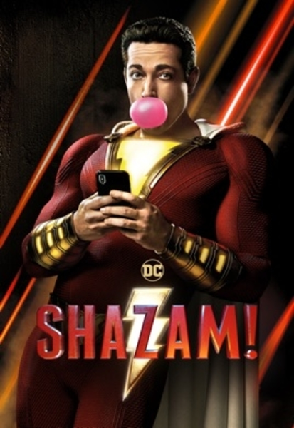 Shazam! Vudu HDX or iTunes HD or Google Play HD or Movies Anywhere HD Code (HD iTunes & HD Google Play Transfer From Movies Anywhere)