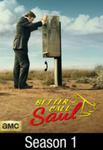 Better Call Saul Season 1 Vudu HDX Digital Code (10 Episodes)