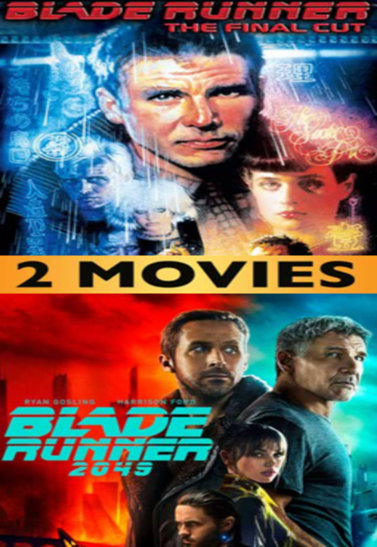 Blade Runner Collection Vudu HDX or iTunes HD or Google Play HD or Movies Anywhere HD Codes (HD iTunes & HD Google Play Transfer From Movies Anywhere)