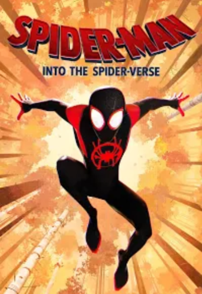 Spider-Man: Into the Spider-Verse 4K Digital Code (Redeems in Movies Anywhere; UHD Vudu & 4K iTunes & 4K Google Play Transfer From Movies Anywhere)