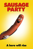 Sausage Party Vudu HDX or iTunes HD or Google Play HD or Movies Anywhere HD Code (HD iTunes & HD Google Play Transfer From Movies Anywhere)