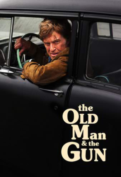 The Old Man & The Gun Vudu HDX or iTunes HD or Google Play HD or Movies Anywhere HD Code (HD iTunes Transfers From Movies Anywhere)