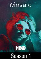 Mosaic Season 1 Google Play HD Digital Code (Mini-Series; 6 Episodes)