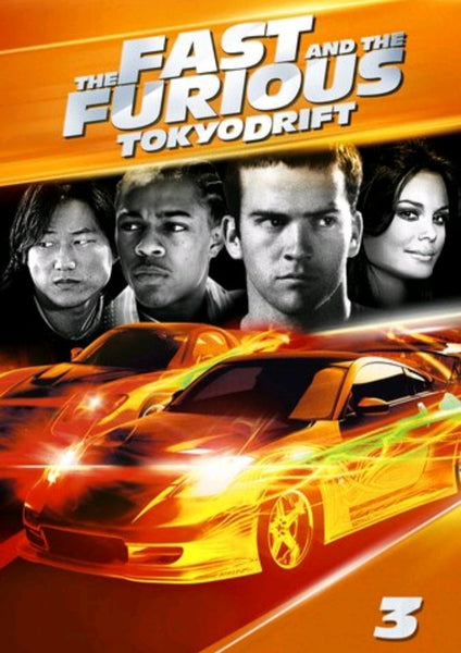 The Fast and the Furious: Tokyo Drift iTunes 4K Code (Redeems in iTunes; UHD Vudu & 4K Google Play Transfer Across Movies Anywhere - SEE ITEM DESCRIPTION)