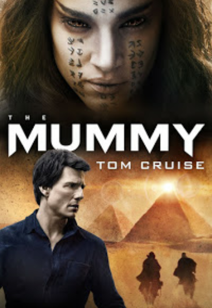 The Mummy (2017) Vudu HDX Code (Redeems in Vudu; HD iTunes & HD Google Play Transfer Across Movies Anywhere)