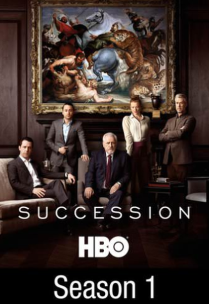 Succession Season 1 Vudu HDX Digital Code (10 Episodes)