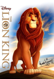 The Lion King Walt Disney Signature Collection (1994 Animated) HD Digital Code (Redeems in Movies Anywhere; HDX Vudu & HD iTunes & HD Google Play Transfer From Movies Anywhere) (Full Code, No Disney Insiders Points)