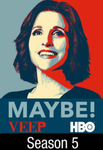 Veep Season 5 Vudu HDX Digital Code (10 Episodes)