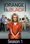 Orange Is The New Black Season 1 Vudu SD Code (13 Episodes) (THIS IS A STANDARD DEFINITION [SD] CODE)
