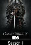 Game Of Thrones Season 1 iTunes HD Digital Code (10 Episodes)