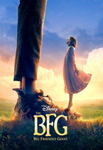 The BFG HD Digital Code (Redeems in Movies Anywhere; HDX Vudu & HD iTunes & HD Google Play Transfer From Movies Anywhere) (Full Code, No Disney Insiders Points)