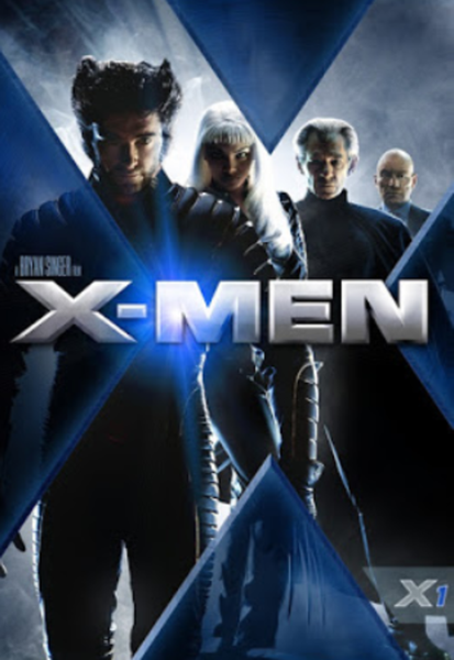 X-Men (2000) Vudu HDX or iTunes HD or Google Play HD or Movies Anywhere HD Code (HD iTunes Transfers From Movies Anywhere)