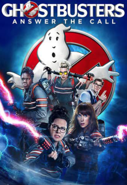 Ghostbusters (2016) HD Digital Code (Redeems in Movies Anywhere; HDX Vudu & HD iTunes & HD Google Play Transfer From Movies Anywhere) (Theatrical & Extended Versions)