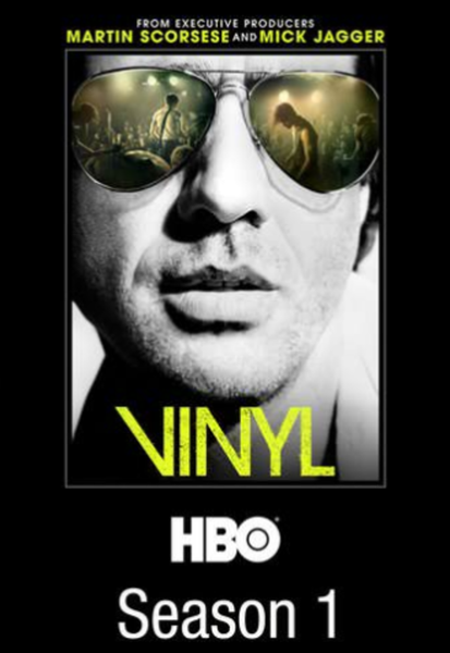 Vinyl Season 1 iTunes HD Code (10 Episodes)
