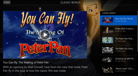 Peter Pan Vudu HDX or iTunes HD or Google Play HD or Movies Anywhere HD Code (150 Point Full Code)
