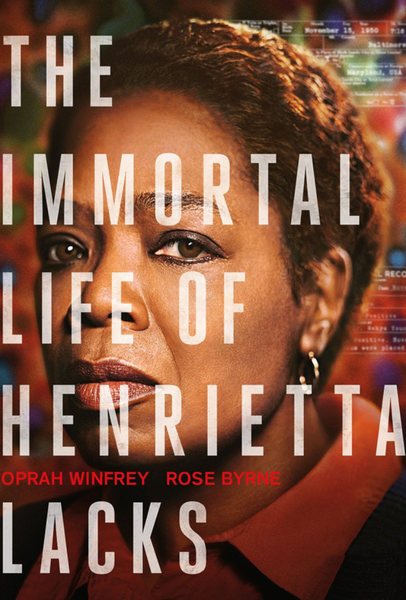 The Immortal Life of Henrietta Lacks Vudu HDX Code